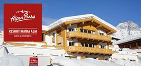Alpenparks Appartements Maria Alm