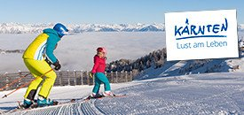 Skispaß unter südlichem Flair
