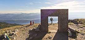 Familienurlaub am Berg und See