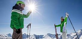 Winterurlaub in der Steiermark