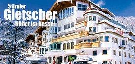 Gletscher - Spa NEUHINTERTUX Tirol