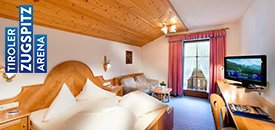 Hotel BERGLAND Lermoos