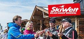 Skihütten Gaudi im März