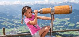 Beste Aussichten für deinen Tirol Urlaub!