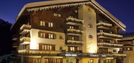 Hotel STEINBOCK KLOSTERS